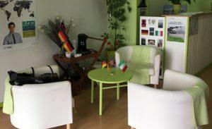 Notre centre d'apprentissage des langues à Bordeaux
