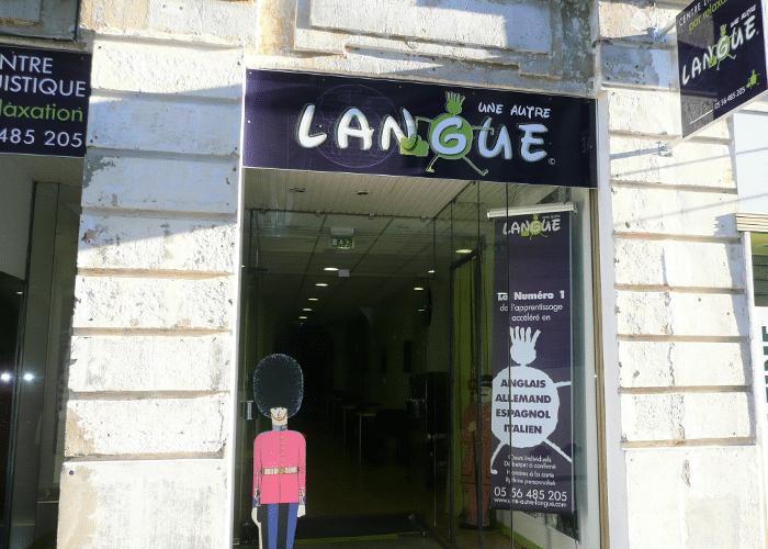 Une Autre Langue : cours d'anglais à Bordeaux