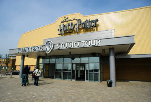 Warner Bros in London - Harry Potter